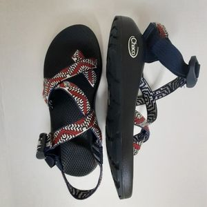 Chacos 9 Z2 Classic Single Wide Strap Navy W9
